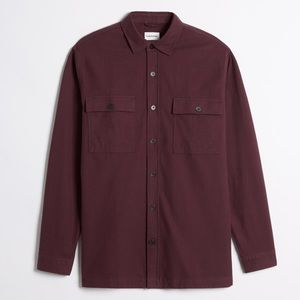 Frank and Oak The Triple Brushed Oxford Shirt